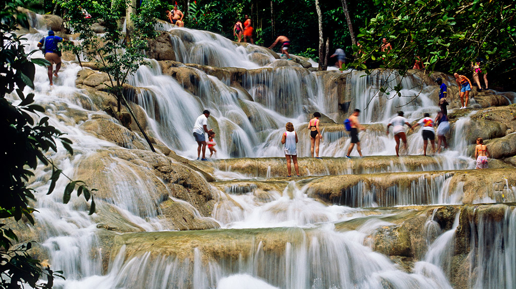 Picture ​Dunn's River Falls